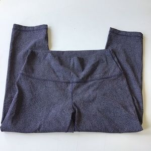 Lululemon crop leggings size 10